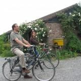 leudal, ideaal voor fietsers