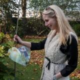 alexandra alphenaar koestert haar 'doe wat je hart je zegt' magnolia bij buitengoed de gaard foto antoine bongers 31-10-2013