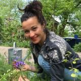birgit schuurman plant abc love supreme delphinium voor menina versteeg en de nl rett vereniging bij buitengoed de gaard