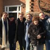 cast harrie babba, jon van eerd te gast bij buitengoed de gaard  vierseizoenenhuisje en luxe pipowagens in midden-limburg