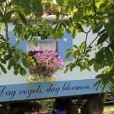 de speelwagen voor kinderen op vakantie bij buitengoed de gaard