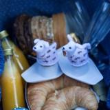 stel je eigen ontbijt samen, mét of zonder croissant, ontbijtservice door mélange heythuysen voor buitengoed de gaard fotografie belinda keulen