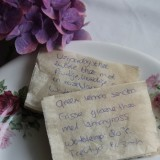 thee geselecteerd door jenny van mélange voor ontbijt gasten buitengoed de gaard