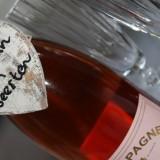 champagne voor het kersverse bruidspaar pipowagen deluxe buitengoed de gaard