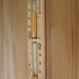 controle op de duur van de saunagangen dmv zandlopers privé sauna bij buitengoed de gaard