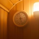 privé sauna optimaal geisoleerd voor de juiste temperatuur finse sauna bij buitengoed de gaard fotografie belinda keulen