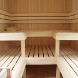 wellness sauna in pipowagen bij buitengoed de gaard limburg